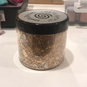 200ml gold flakes